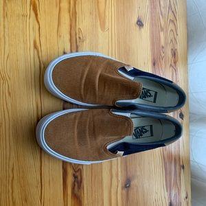 Vans slip-on shoes